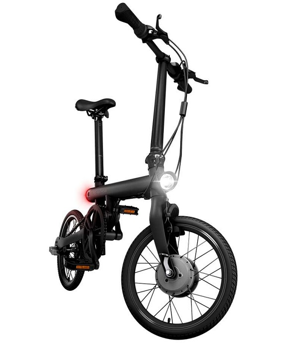 Велосипед MiJia QiCycle Folding Electric Bike EF1