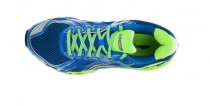 Кроссовки Xiaomi x Li-Ning Smart Running Shoes Blue/Green 43 ARHK081-1