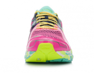 Кроссовки Xiaomi x Li-Ning Smart Running Shoes Pink/Blue 37,5 ARHK078-5