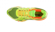 Кроссовки Xiaomi x Li-Ning Smart Running Shoes Green/Orange 46 ARHK081-3