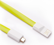 Портативный USB кабель Colorful Green 120 см 1153000011