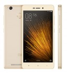 Смартфон Xiaomi Redmi 3X Gold 2/32 Gb