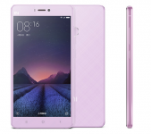 Смартфон Xiaomi Mi4S 3/64 Gb Purple Украинская версия
