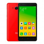 Смартфон Xiaomi Redmi 2 Red Украинская версия
