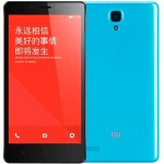 Смартфон Xiaomi Redmi Note 4G LTE Blue Украинская версия