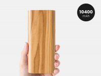 Универсальная батарея EMIE powerbank 10400mAh Wood
