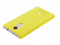 Чехол бампер Xiaomi Case for Redmi Note 3 Yellow 1154900020