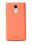 Чехол книжка Xiaomi Case for Redmi Note 3 Orange 1154800014