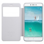 Чехол книжка Nillkin Sparkle Leather XIAOMI RedMi 4X White SP-LC REDMI 4X