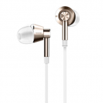 Наушники 1MORE Dual Driver In-Ear Headphones White/Gold