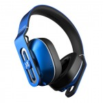 Наушники1MORE Over-Ear Headphones Bluetooth MOMO Edition Blue