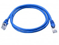 Gigabit Ethernet cable 1m Blue Лицензия