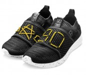 Кроссовки RunMi 90 points Live Sport shoes Black 40 MAN