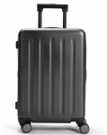 Чемодан RunMi 90 Points Suitcase Dark Grey Magic Night 28""