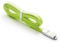 Кабель Mi USB Fastcharge data cable 120 см Green 1164300027