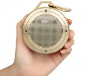 MiFa F10 Outdoor Bluetooth speaker Gold