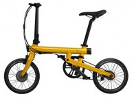 Велосипед MiJia QiCycle Folding Electric Bike EF1 Yellow