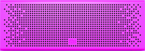 Mi Bluetooth Speaker Purple
