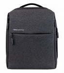 Mi minimalist urban Backpack Dark Grey