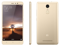 Смартфон Xiaomi Redmi Note 3 Gold 3/32 Gb Украинская версия