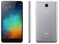 Смартфон Xiaomi Redmi Note 3 Gray 3/32 Gb Украинская версия