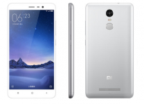 Смартфон Xiaomi Redmi Note 3 Silver 3/32 Gb Украинская версия