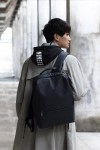Рюкзак RunMi 90 Points Urban Simple Shoulder Bag Dark Grey