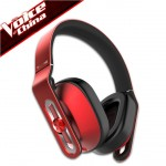 Наушники 1More Over-Ear Headphones Voice of China Red
