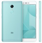 Смартфон Xiaomi Redmi Note 4X Blue 4/64 GB (UCRF)