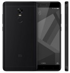 Смартфон Xiaomi Redmi Note 4X Black 4/64GB EU/CE