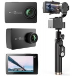 Экшн камера YI 4K Night Black + YI Handheld Gimbal (P28751)