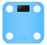 Весы YUNMAI mini health smart scales Blue
