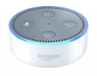 Умная колонка Amazon Echo Dot White with Alexa