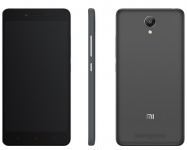 Смартфон Xiaomi Redmi Note 2 16GB Black Украинская версия