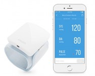Тонометр на запястье iHealth Sense Wireless Wrist Blood Pressure Monitor BP7 (iPhone/iPad)