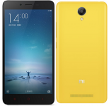 Смартфон Xiaomi Redmi Note 2 Prime 32GB (Yellow) Украинская версия