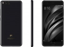 Смартфон Xiaomi Mi 6 Black/Gold 6/128 Gb Ceramic Edition (UCRF)