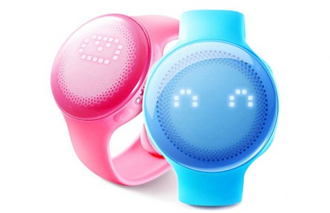 Детские часы Mi Rabbit Smart watch Pink
