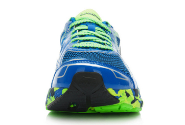 Кроссовки Xiaomi x Li-Ning Smart Running Shoes Blue/Green 44 ARHK081-1