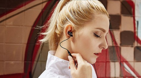 Наушники 1MORE Capsule Misfit earphones Black