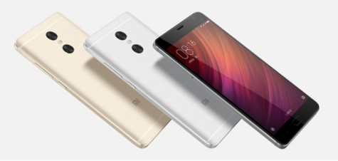 Смартфон Redmi Pro High-gloss Gray 3/64 Gb Украинская версия