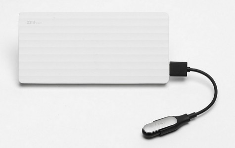 Универсальная батарея ZMI Smart Powerbank 10000mAh White