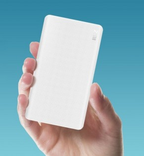Универсальная батарея ZMi Powerbank 5000mAh White QB805