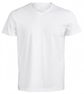 Футболка Mi V-neck T-shirt men White XL 1151400026