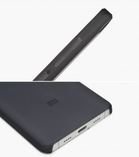 Чехол бампер Xiaomi Case for Mi5 Black 1160400016