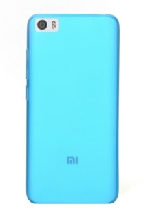 Чехол бампер Xiaomi Case for Mi5 Blue 1160400015