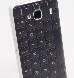 Чехол бампер Xiaomi Redmi 2 Cool series 3D keyboard 1151600022