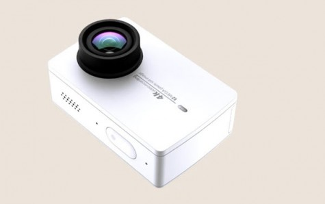 Экшн-камера YI 4K Pearl White Travel International Edition+ Remote control button