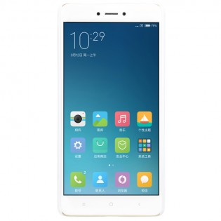Чехол бампер Nillkin Frosted Shield XIAOMI RedMi Note 4X White F-HC HM-NOTE 4X
