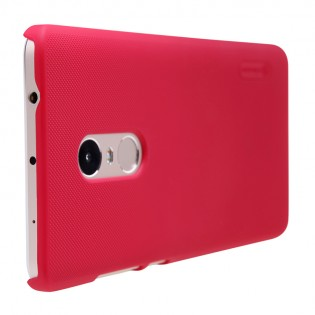Чехол бампер Nillkin Frosted Shield XIAOMI RedMi Note 4 Red